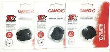 3PK Gamo 10X Quick Shot Rapid Reload Technology For Gamo .177 Caliber Pellet Gun