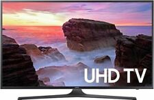 Samsung UN65MU6300FXZA 65-inch 4K UHD Smart LED TV - 3840 x 2160 - 120 MR -