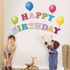 Magic 59 Letters Children Kids Wall Stickers Mural Decal Paper Art Decoration