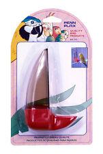 Bird Water Dispenser Plastic, for Vertical wire Asst. Colors Parakeet ,Finch