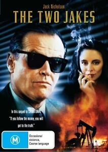 THE TWO JAKES starring Jack Nicholson (DVD, 2011) - LIKE NEW!!!