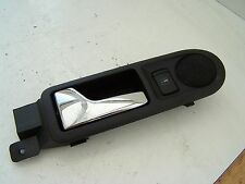 VW Golf mk4 (1997-2003) LATO PASSEGGERO POSTERIORE MANIGLIA PORTA INTERNO + INTERRUTTORE finestra