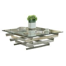 Saif designer metal coffee table base brand new