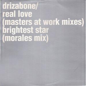 "2nd Hand Vinyl - 12"" - Drizabone – Real Love"