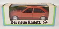 Gama 1/43 Opel Kadett 1,3S-OHC orangebraun in Werbebox #4342
