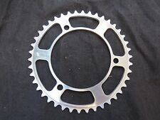 TA CRANK CHAINRING 42 TEETH VINTAGE NOS T.A. ROAD TOURING 3 BOLT CHAIN WHEEL