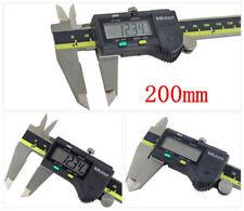 "Mitutoyo 500-196-20/30 200mm/8"" Absolute Digital Digimatic Vernier Caliper"