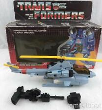 Transformers Original G1 1985 Whirl Figure Complete w/ Box