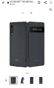 LG Velvet Dual Screen 4641N lmg905n