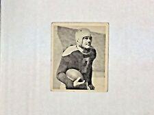 1948 BOWMAN FOOTBALL BLACK & WHITE WALTER SCHLINKMAN CARD #62