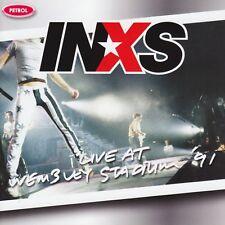 INXS (2 CD) LIVE AT WEMBLEY STADIUM 91 D/Remaster CD ~ MICHAEL HUTCHENCE *NEW*