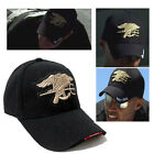 Black &Beige Tactical Military Operator Navy Seal Adjustable Baseball Cap Hats