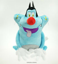 "15"" New Oggy and the Cockroaches Soft Plush Toy Stuffed Doll Kids Gift"