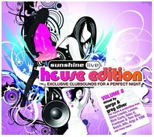 SUNSHINE LIVE 8 = Luomo/Gorge/Lawler/Phonique...=2CD= HOUSE grooves DELUXE !!!