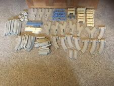 Pre Owned Lot #1 Thomas Train Plastic Track Pieces. Approx.110. See Photos. Aaa