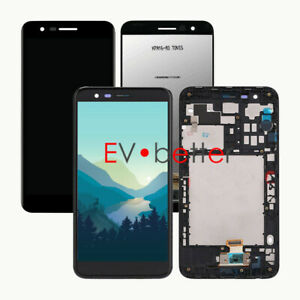 For LG K30 LM-X410AS X410MK X410PM X410TK X410ULML X410UM LCD Touch Screen±Frame
