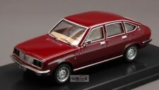 Lancia Beta Berlina 1972 Rosso York Pego 1:43 Pg1025 Modellino