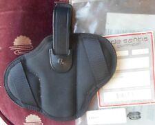 Desantis  Comfy Slide OWB Nylon Holster Colt Gov't 45,Clones Black Ambi C433