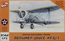 PRO Resin 1:72 Berliner-Joyce XF3J-1 Multimedia Kit #R72-033