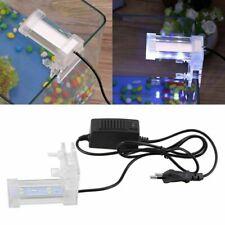 LED Waterproof Aquarium Light Fish Tank Aquatic Plants Grow Clip Lamp Lights