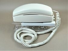 Vintage AT&T 210 Trimline Push Button Telephone with RadioShack Wall Mount 1990