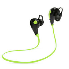 Wireless Bluetooth Headset SPORT Headphone Stereo Earbud For iPhone/iPad Samsung