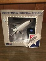 Postage Stamp Space Shuttle Endeavour 1:300 Scale Die cast Model PS5823 NASA