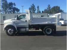 Ford F750 dump truck peterbilt international freightliner gmc chevy isuzu f650