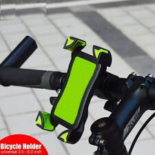 Universal Bike Phone Holder Handle Bar Bicycle Stand GPS Safe Sport Mountain MP3