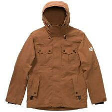 HOLDEN Men's WINFIELD Snow 2019 Jacket - Bison - Large - NWT