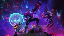 Poster 42x24 cm League Of Legends Jhin Poppy Lulu Draven Taric Rakan Annie 01