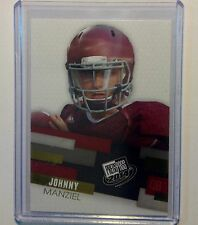 JOHNNY MANZIEL 2014 Press Pass (RC) (Gold) #30 (Free Shipping)!
