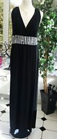 STAR BY JULIEN MACDONALD DEBENHAMS Beaded Evening Dress Size 12