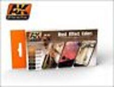 AK00551 - AK Interactive - Rust Effect Colors model making pigment set