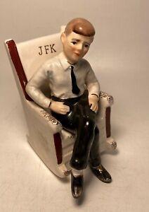 Vtg JFK John F Kennedy S&P Rocking Chair Arrow NYC 1962 Salt & Pepper Japan
