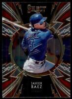 2020 Select Sparks #SP-6 Javier Baez - Chicago Cubs