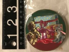 Disney Acme Hot Art Land and the Tramp Puppies LE 300 Pin