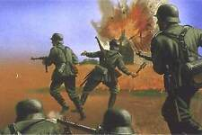 Airfix 1/72 2nd guerre mondiale allemand Infanterie # 01705