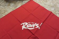 "2002 FIFA World Cup Korean Soccer Team Hanky ""Be the Reds"" Handkerchief"
