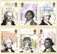 GB POSTCARDS PHQ CARDS MINT NO. 297 2007 ABOLITION OF SLAVE TRADE 10% OFF 5+