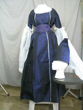 Medieval Princess Renaissance Dress Queen Noble Costume