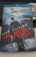Blu ray  Max Payne  MARK WAHLBERG kolectio