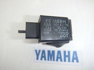 YAMAHA FZS 600 FZS600 FAZER 5DM FLASHER RELAY 2 PIN RELAY AS SHOWN 1998 - 2001