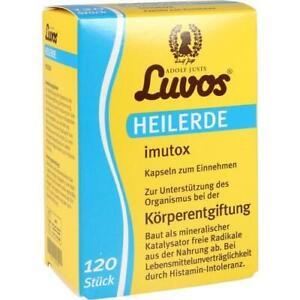 LUVOS Heilerde imutox Kapseln 120 St