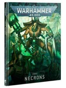 Warhammer 40k Codex: Necrons NIB
