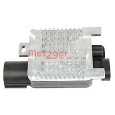 Steuergerät Elektrolüfter (Motorkühlung) - Metzger 0917038