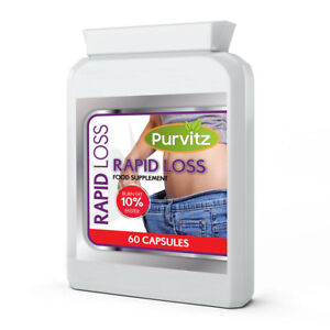 Rapid Weight Loss Tablets Fast Slimming Diet Pills STRONG Capsules LEGAL SAFE UK