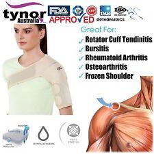 Tynor Neoprene Frozen Shoulder Support Bursitis Tendon Sprains Rotator Cuff Gym
