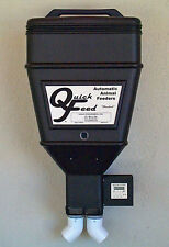 Quick Feed Double Horse Feeder; 110 Volt - QFD