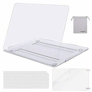 MOSISO Compatible with MacBook Air 13 inch Case 2 2018 Release A2337 M1 A2179 A1